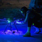 TIM - paintball drones