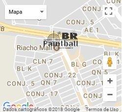 Campos de Paintball e Airsoft em Brasília DF